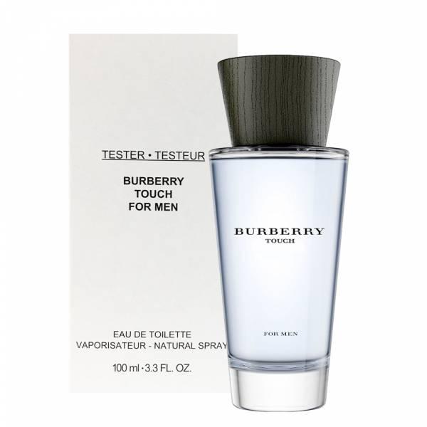 Burberry Touch for Men - s víčkem, 100ml, Toaletní voda - Tester