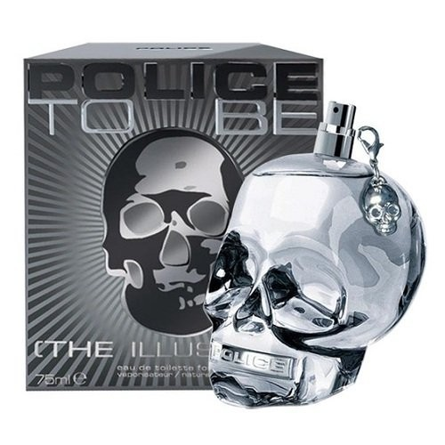 Police To Be The Illusionist, 75ml, Toaletní voda