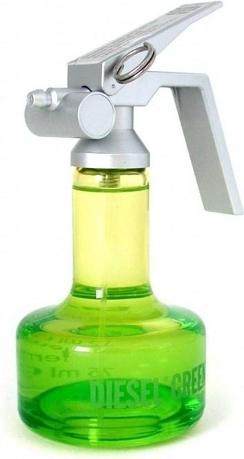 Diesel Green Masculine, 75ml, Toaletní voda - Tester