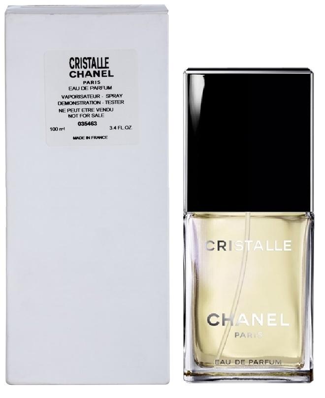 Chanel Cristalle, Parfémovaná voda - Tester, 100ml, Dámska vôňa