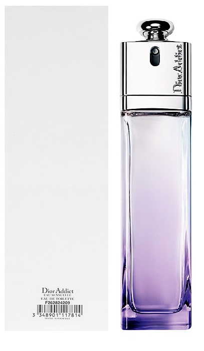 Christian Dior Addict Eau Sensuelle, Toaletní voda - Tester, 100ml, Dámska vôňa