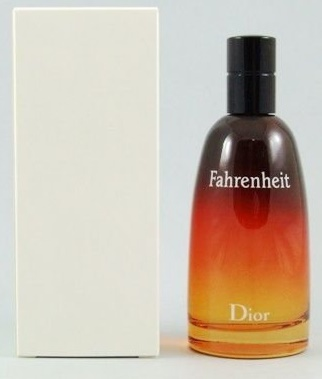 Christian Dior Fahrenheit, 100ml, Toaletní voda - Tester