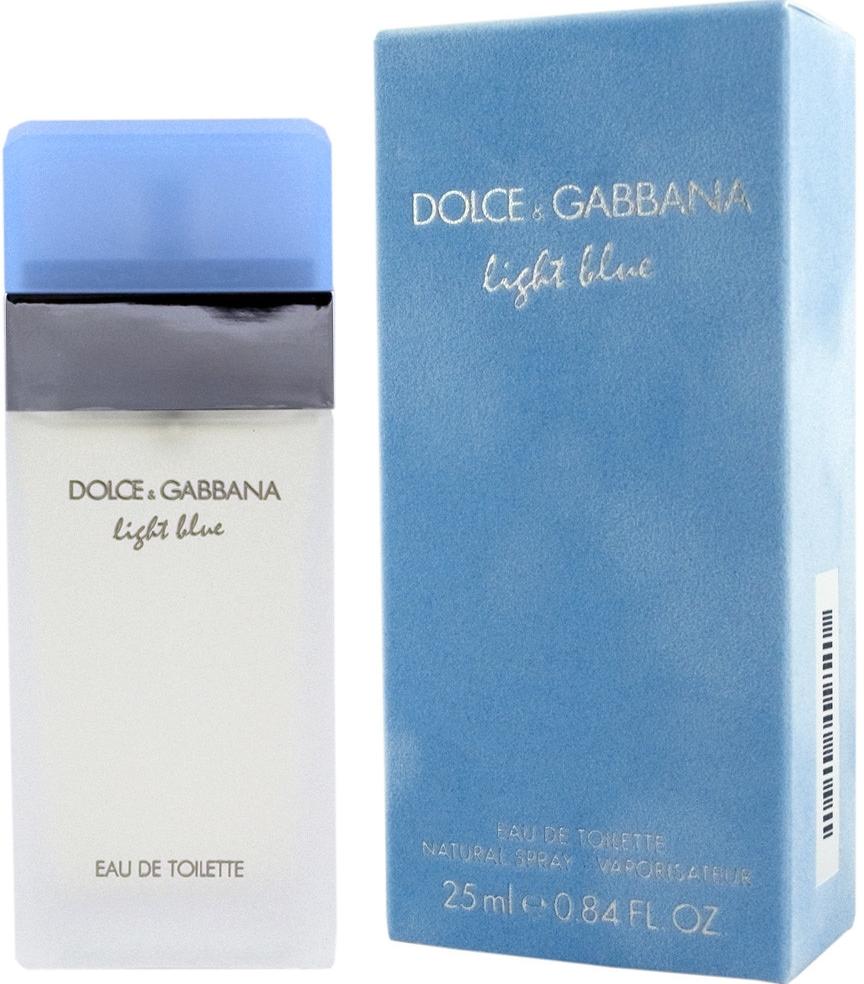 Dolce & Gabbana Light Blue, 25ml, Toaletní voda