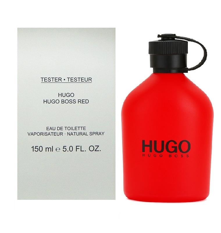 Hugo Boss Hugo Red, Toaletní voda - Tester, 150ml, Pánska vôňa