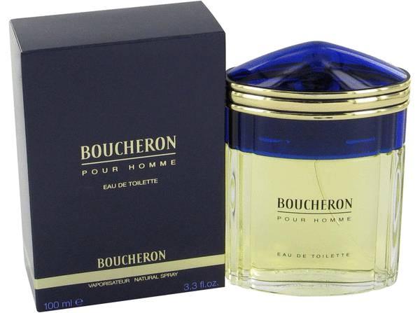 Boucheron Boucheron Pour Homme, Toaletní voda, 100ml, Pánska vôňa