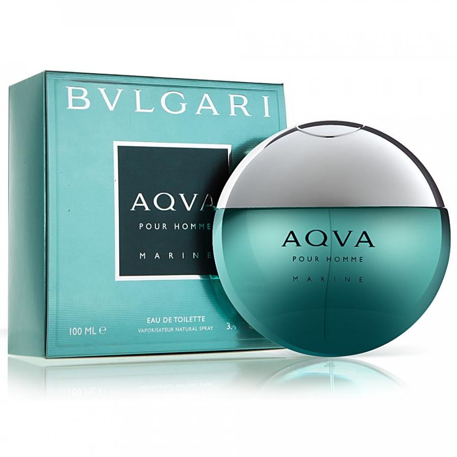 Bvlgari Aqva pour Homme Marine, Toaletní voda, 100ml, Pánska vôňa