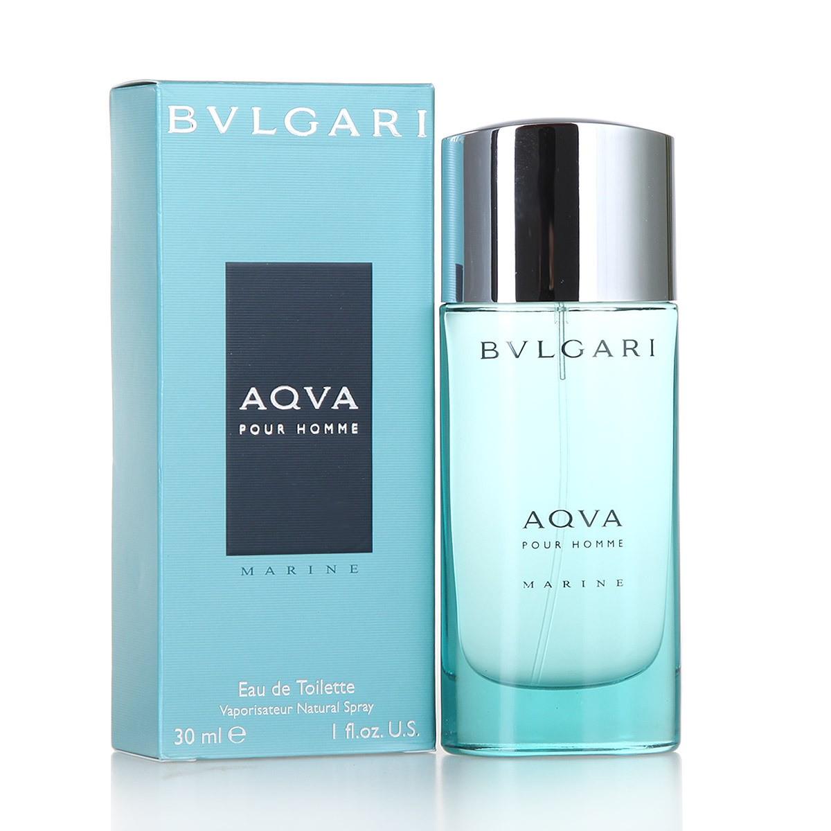 Bvlgari Aqva pour Homme Marine, 30ml, Toaletní voda