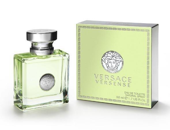 Versace Versense, Toaletní voda, 50ml, Dámska vôňa