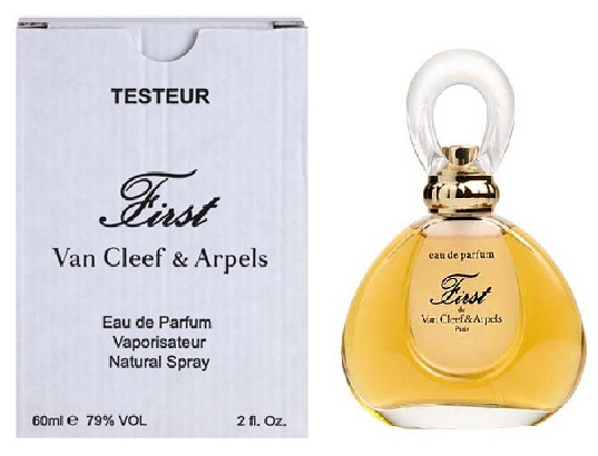 Van Cleef & Arpels First, 60ml, Parfémovaná voda - Tester