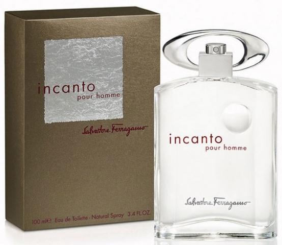Salvatore Ferragamo Incanto pour homme, Toaletní voda, 100ml, Pánska vôňa