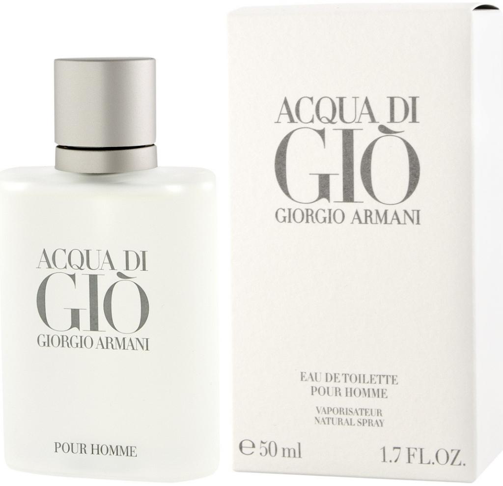 Giorgio Armani Acqua di Gio pour Homme, 50ml, Toaletní voda