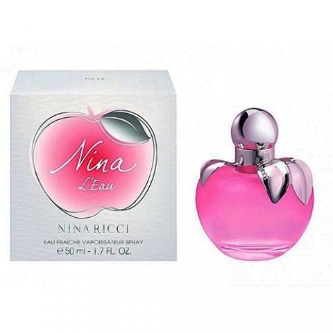 Nina Ricci Nina L´eau, Toaletní voda, 80ml, Dámska vôňa