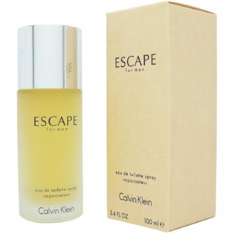 Calvin Klein Escape for Men, 100ml, Toaletní voda