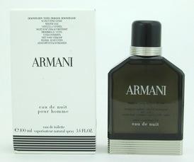Giorgio Armani Eau De Nuit, Toaletní voda - Tester, 100ml, Pánska vôňa