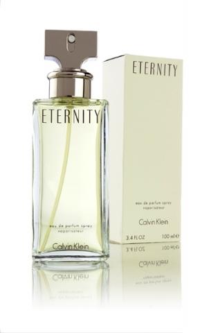 Calvin Klein Eternity, 100ml, Parfémovaná voda