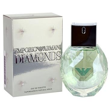 Giorgio Armani Emporio Diamonds, 50ml, Toaletní voda