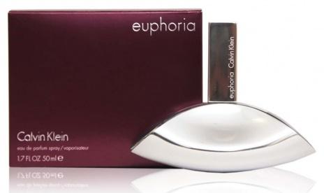 Calvin Klein Euphoria, 50ml, Parfémovaná voda