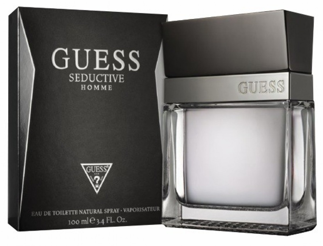 Guess Seductive Homme, Toaletní voda, 100ml, Pánska vôňa