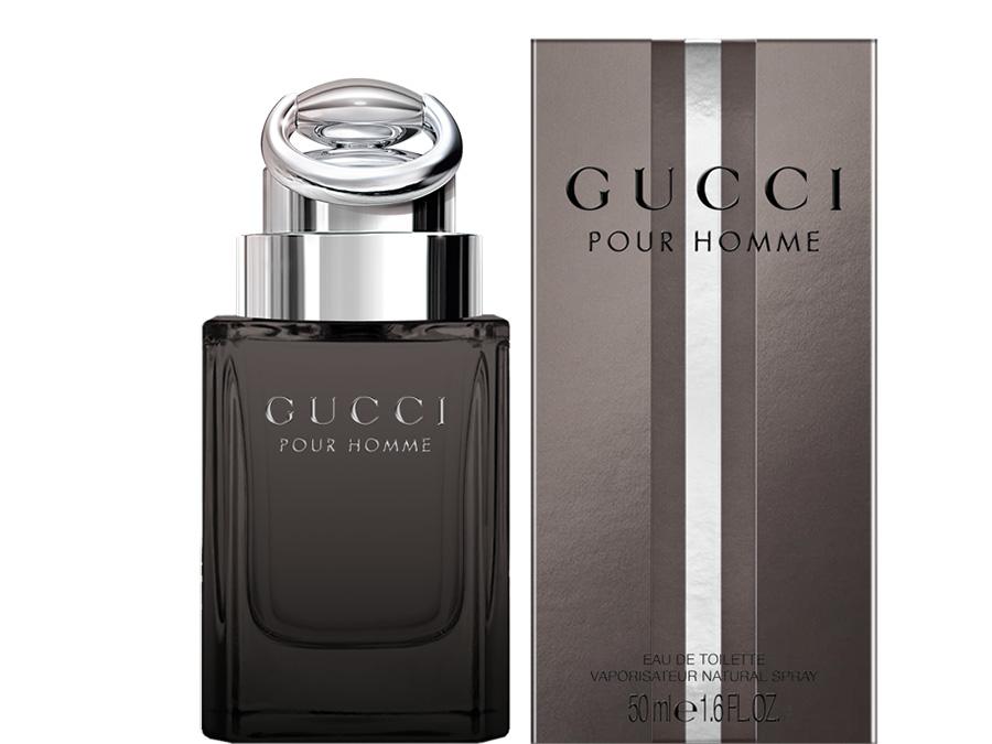 Gucci pour Homme, 50ml, Toaletní voda