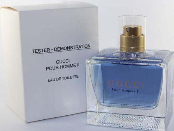 Gucci pour Homme II, Toaletní voda - Tester, 100ml, Pánska vôňa