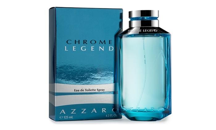 Azzaro Chrome Legend, 125ml, Toaletní voda