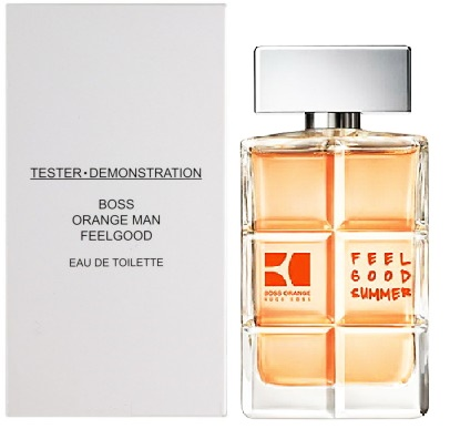 Hugo Boss Orange for Man Feel Good Summer, 100ml, Toaletní voda - Tester