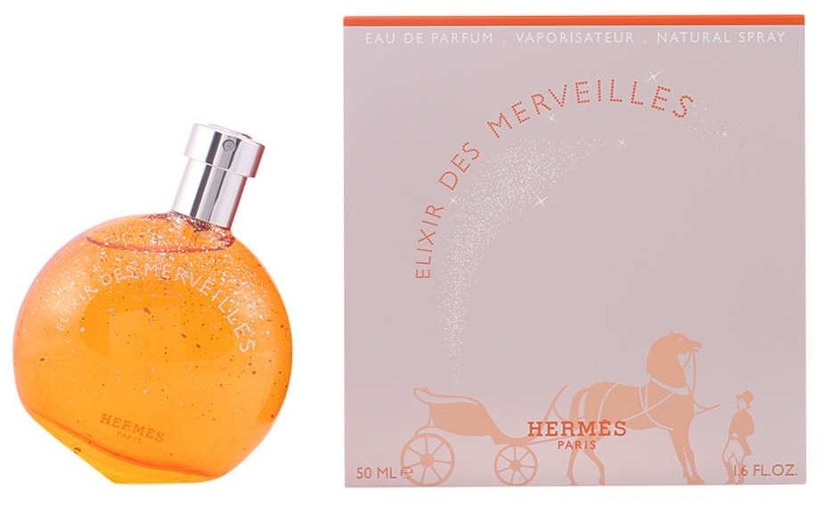 Hermes Elixir des Merveilles, Parfémovaná voda, 50ml, Dámska vôňa