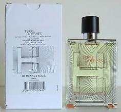 Hermes Terre D´Hermes H Bottle Limited Edition, Toaletní voda - Tester, 100ml, Pánska vôňa
