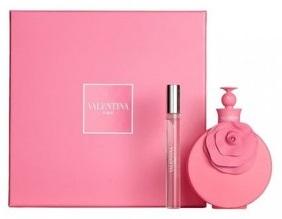 Valentino Valentina Pink, parfémovaná voda 80ml + parfémovaná voda 10ml, Dárková sada