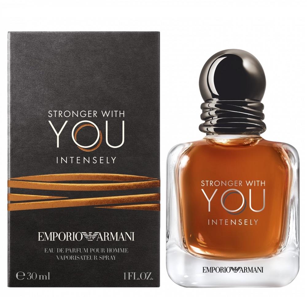 Giorgio Armani Emporio Stronger With You Intensely, 30ml, Parfémovaná voda