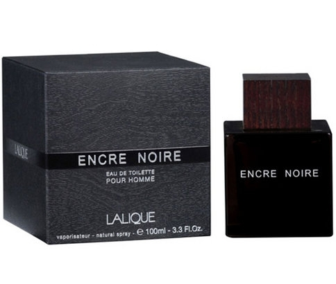 Lalique Encre Noire pour Homme, Toaletní voda, 100ml, Pánska vôňa