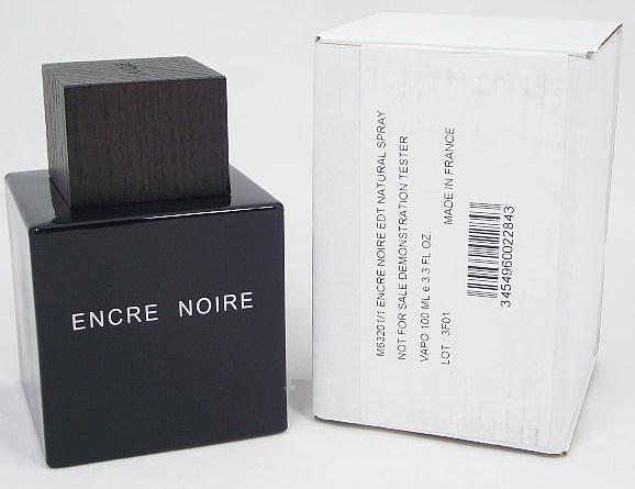 Lalique Encre Noire pour Homme, 100ml, Toaletní voda - Tester