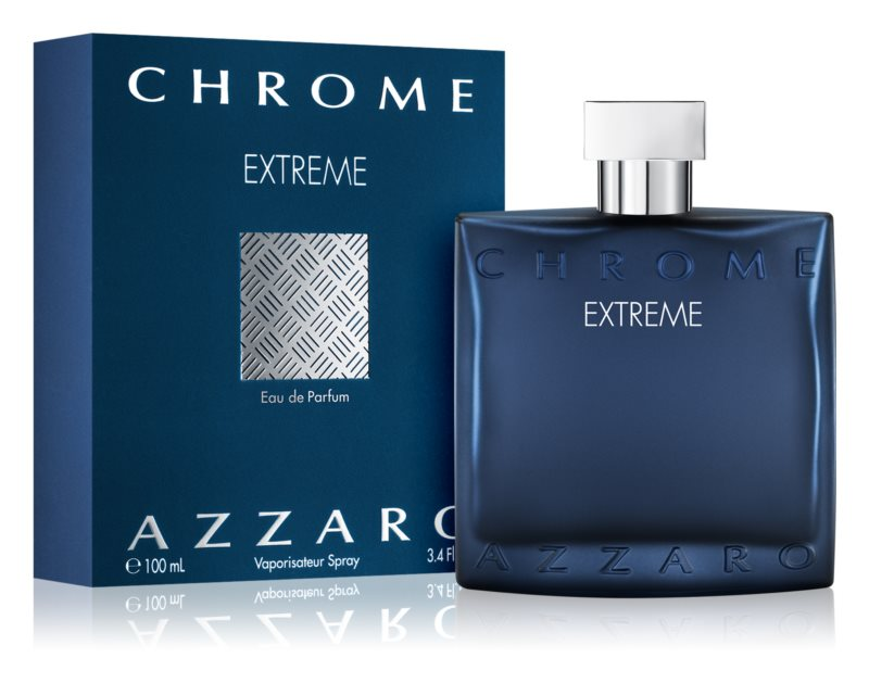 Azzaro Chrome Extreme, 100ml, Parfémovaná voda