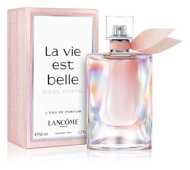 Lancome La Vie Est Belle Soleil Cristal, 50ml, Parfémovaná voda