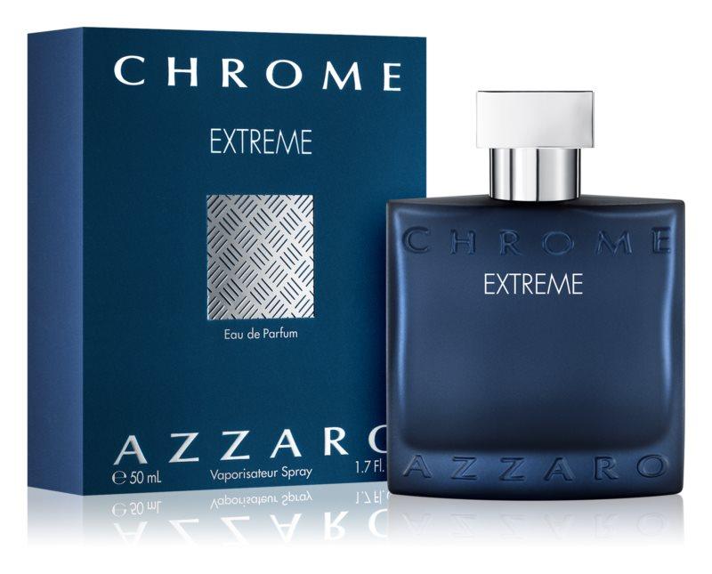 Azzaro Chrome Extreme, 50ml, Parfémovaná voda