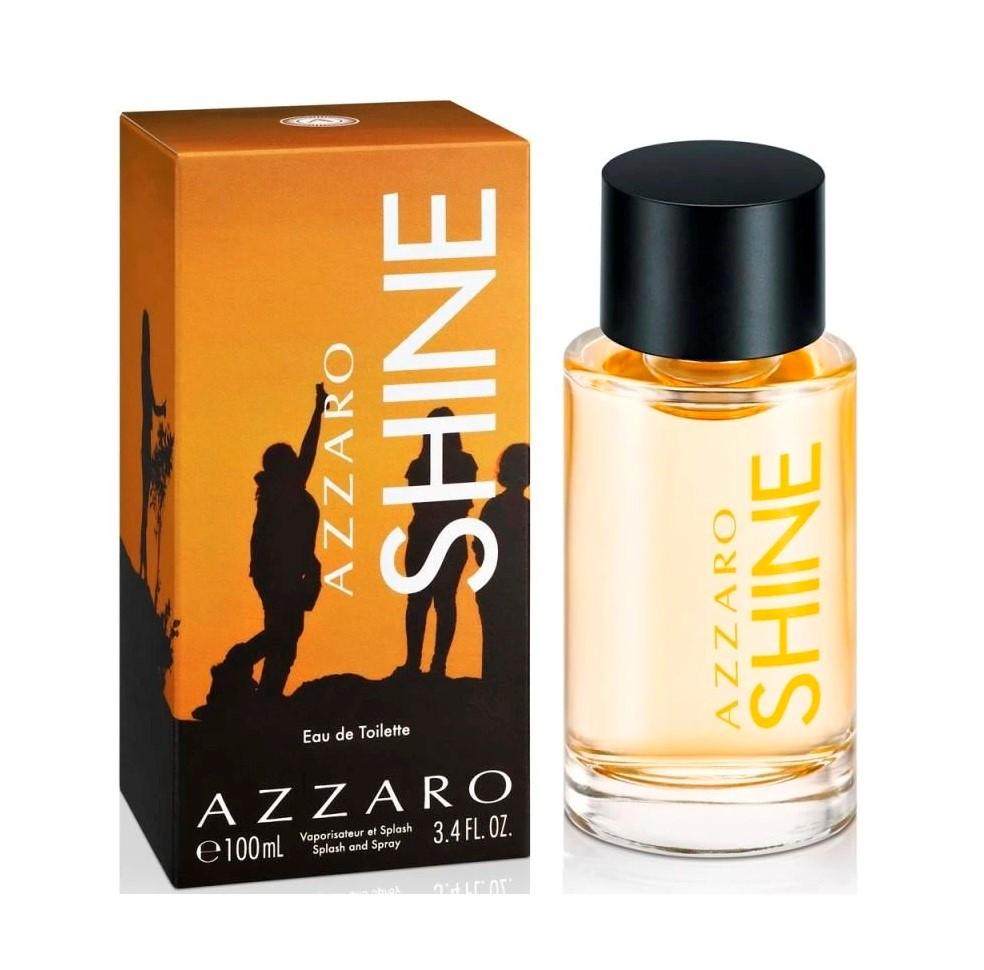 AZZARO Shine , 100ml, Toaletní voda
