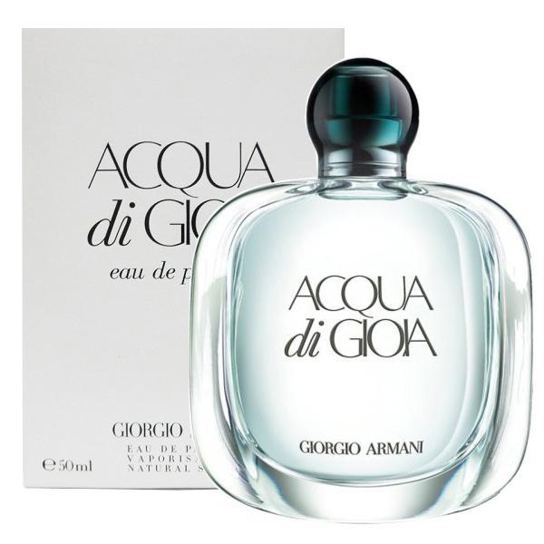 Giorgio Armani Acqua di Gioia, 50ml, Parfémovaná voda - Tester