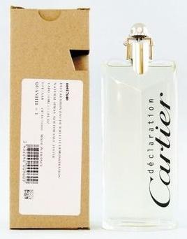 Cartier Déclaration, 100ml, Toaletní voda - Tester