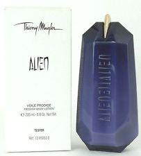 Thierry Mugler Alien, Tělové mléko - Tester, 200ml, Dámska vôňa
