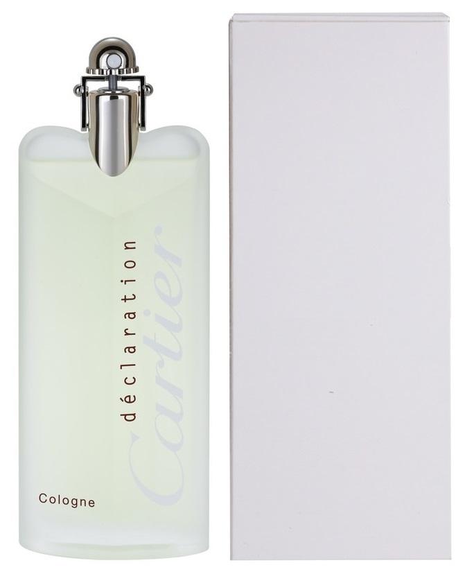 Cartier Déclaration Cologne, Kolínská voda - Tester, Pro muže, 100ml