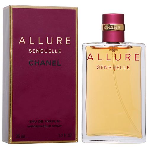 Chanel Allure Sensuelle, Parfémovaná voda, Dámska vôňa, 35ml