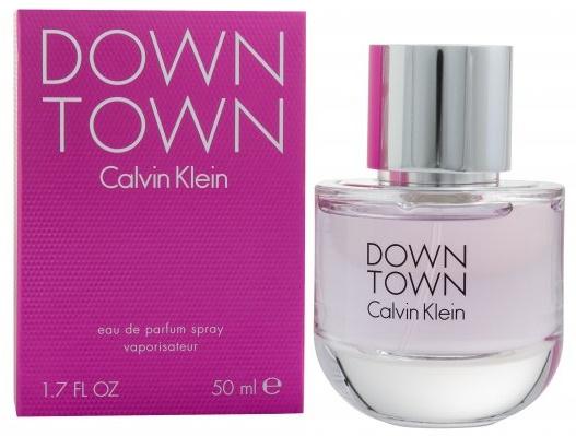 Calvin Klein Downtown, 50ml, Parfémovaná voda