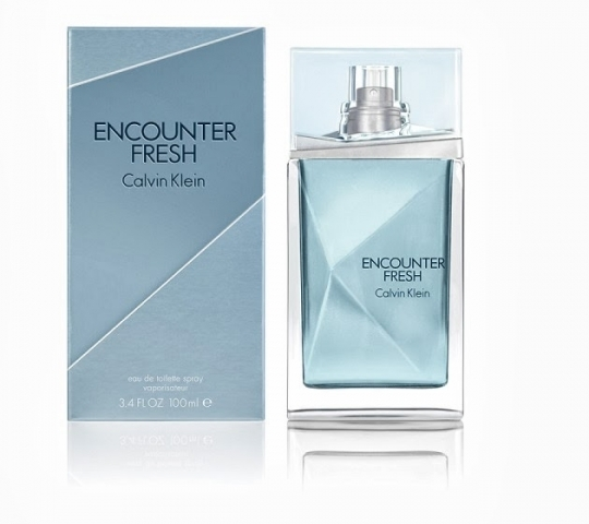 Calvin Klein Encounter Fresh, Toaletní voda, 100ml, Pánska vôňa