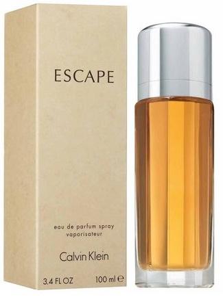 Calvin Klein Escape, 100ml, Parfémovaná voda