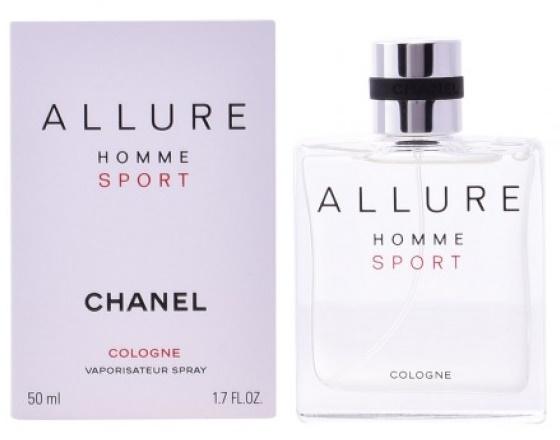 Chanel Allure Homme Sport Cologne, 50ml, Kolínská voda