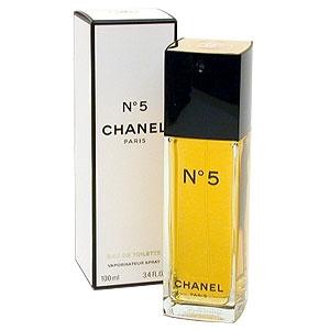Chanel No.5, Toaletní voda, Dámska vôňa, 100ml