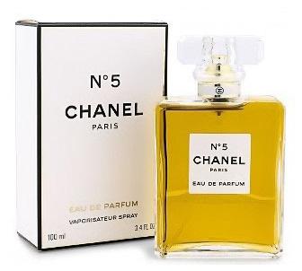 Chanel No.5, Parfémovaná voda, 100ml, Dámska vôňa