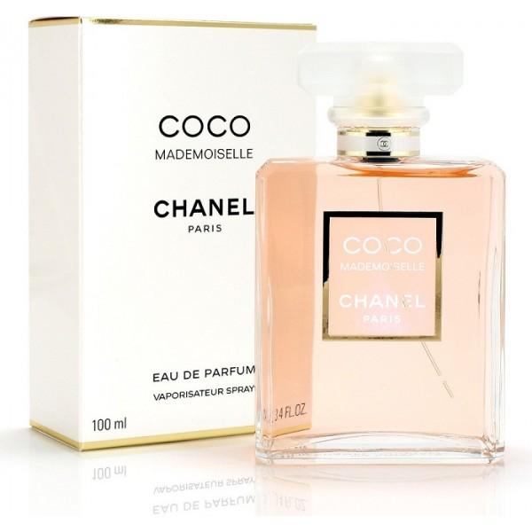 Chanel Coco Mademoiselle, 100ml, Parfémovaná voda