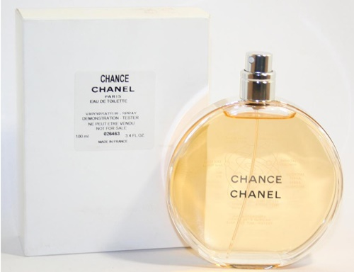 Chanel Chance, Toaletní voda - Tester, 100ml, Dámska vôňa