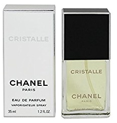 Chanel Cristalle, Parfémovaná voda, 35ml, Dámska vôňa